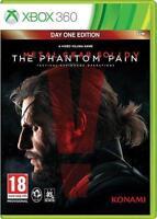 Metal Gear Solid V : The Phantom Pain - Day One Edition (Microsoft Xbox 360)