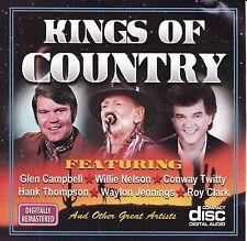 KINGS OF COUNTRY Various CD