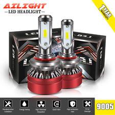 9005 LED Headlight Bulbs for Dodge RAM 1500 2500 3500 2013-2016 High Beam DOT