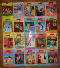 Lot of 20 Boxcar Children Books 1-20 Gertrude Warner Mysteries Chapter Fiction
