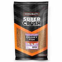 Sonubaits NEW Chunky Fish Coarse Fishing Groundbait 2kg S0770022