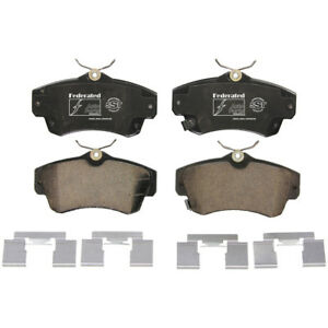 Disc Brake Pad Set-SST Front Federated D841C