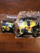 TRANSFORMERS #2 Mask McDonald's And Action Figure #1  Set Lot