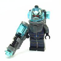 LEGO custom - - - - ARKHAM MR FREEZE - - - DC batman super heroes