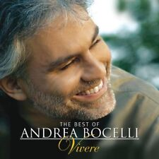 ANDREA BOCELLI BEST OF VIVERE CD GREATEST HITS NEW
