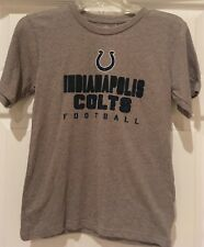 Indianapolis Colts NFL Official Youth Tee T Shirt M Medium 10-12 NWT NEW