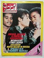 RARO CIAO 2001 30 DEL 1984 VEDI SOMMARIO MICHAEL JACKSON E FRATELLI POSTERSTORY