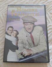 DVD El Hombre Tranquilo Nuevo y Precintado DIR John Ford INT John Wayne