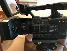 Sony PXW-X160 Professional Video Camera Bundle-Excellent Condition