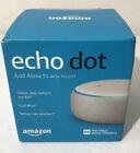 Amazon Echo Dot 3rd Generation Smart Speaker with Alexa - Sandstone White New
