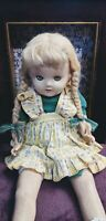 Old Creepy Baby Doll  Gothic Oddity Haunted Horror Likes 2 Move Stuff Odd Ouija!