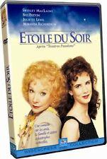 30769//ETOILE DU SOIR SHIRLEY MACLAINE DVD NEUF