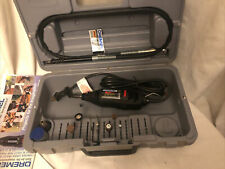 Dremel MultiPro 395 Type 5 Rotary Tool with Case, Bits, Manual USA NEW-Other
