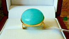 Beautiful Amazonite Ring