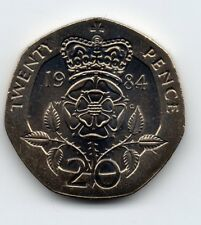 Great Britain - Engeland - 20 Pence 1984 UNC