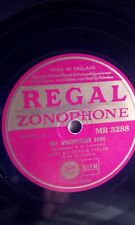 """GRACIE FIELDS,10""""78, WOODPECKER SONG/GRANDEST SONG OF ALL,REGAL(MR3288)"""