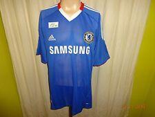 "FC Chelsea London Original Adidas Heim Trikot 2010/11 ""SAMSUNG"" Gr.L Neu"