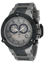 Invicta 17214 50mm Subaqua Noma III Shark Edition Swiss Chronograph Strap Watch