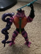 1985 Vintage He-Man MOTU Complete Tung Lashor Lizard Tongue