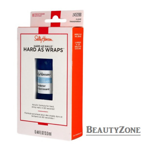 SALLY HANSEN HARD AS NAILS HARD AS WRAPS  STRENGHT - Z45288 - 13ml