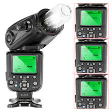 Neewer E-TTL HSS SCS Speedlite Flash Light for Canon(NW-180C) UD#20