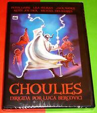 GHOULIES - English Español - Precintada