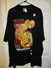 1998 Chicago Bulls 6 Time Champions shirt - Pro Player Adult 2XL