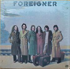 Nice Foreigner - Self Titled Debut - 1977 Atlantic Release - VG++ Vinyl Shrink
