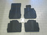 Brand New Genuine BMW F30/F31 3 Series Tailored Rubber Car Mats Front & Rear