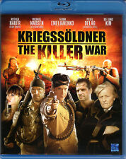 The Killer War , Blu_Ray , 100% uncut , new , the 5th Exicution , Rutger Hauer