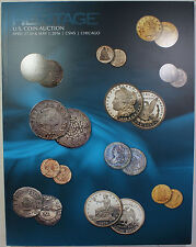 April 27-29 & May 1st 2016 U.S. Coin Auction #1234 Catalog Heritage (A58)