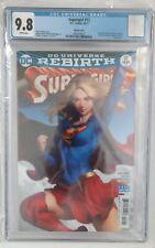 Supergirl #12 (CGC 9.8) Artgerm variant