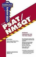Pass Key to the PSAT/NMSQT (Barron's Pass Key to the PSAT/NMSQT) Weiner Green M