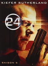 24 HEURES CHRONO - Intégrale saison 5 //   coffret DVD neuf