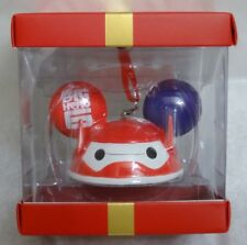 Disney Park Pack Subscription Big Hero 6 Baymax Ear Hat Christmas Ornament