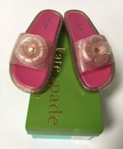 Kate Spade Slippers Size8 NWB
