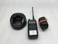Motorola Radius Vl130 Handheld 2 Way Radio Walkie Talkie Tested Amp Working Fair