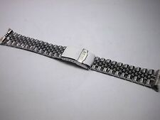 NEW SEIKO 22MM STAINLESS STEEL SOLID JUBILEE BRACELET FOR 7002/6309/6306/7548