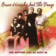 BRUCE HORNSBY & THE RANGE - The Bottom Line NY, Sept '86. New 2CD + Sealed.
