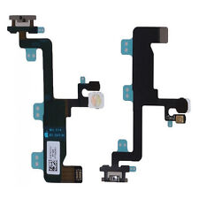 For Apple iPhone 6 4.7 Replacement Main Power On Off Flex Flash Light Mic Sensor