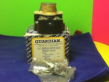 GUARDIAN 24v Power Relay, Stock No.2600U-DPDT-24A