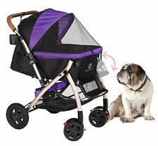 PET ROVER™ XL Extra-Long Premium Stroller for Small/Medium/Large Dogs, Cats and