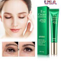 Collagen Power Firming Eye Cream Anti-Aging Wrinkles Gel Dark Circle Puffiness