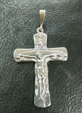 Sterling Silver Crucifix Cross