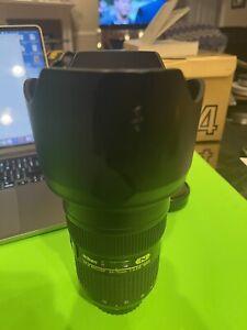 Nikon AF -S Nikkor 24-70mm f/2.8 ED Nano Technology Plus A Filter.