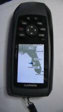 GARMIN GPSMAP 78s HANDHELD GPS WORLDWIDE BASEMAP & 2020 uscamex garmin city nav