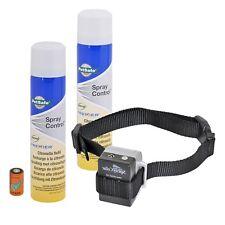 Petsafe Anti-Bell Halsband + 2x Citrus Sprayhalsband Erziehungshalsband Hunde