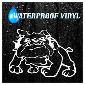 FIERCE BULLDOG waterproof Self adhesive vinyl decal stickers graphic 0938