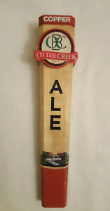 Otter Creek Brewing Copper Ale VT Beer Tap Handle