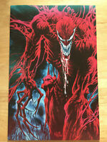 Web of Venom Carnage Born #1 1:100 Incentive Virgin Variant by Kyle Hotz! Pics!